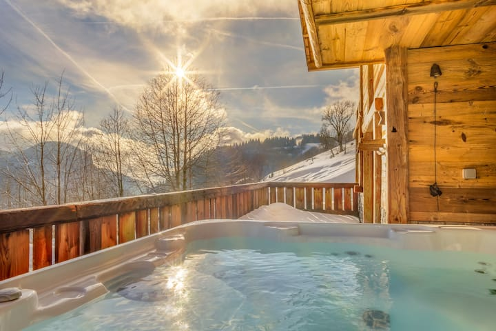 Maison D'hiver - a five star chalet in Les Gets