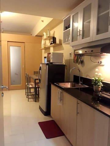 1 Bedroom Mezza 2 Residences Wifi