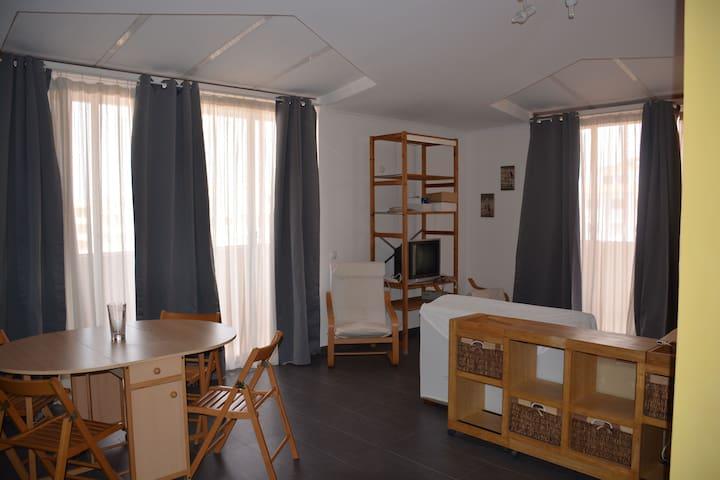 Appartement 2 Chambres à Praia Cap Vert - Praia - Apartament