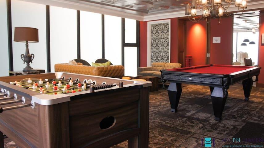 Modern Studio in Makati's world-class Residence!