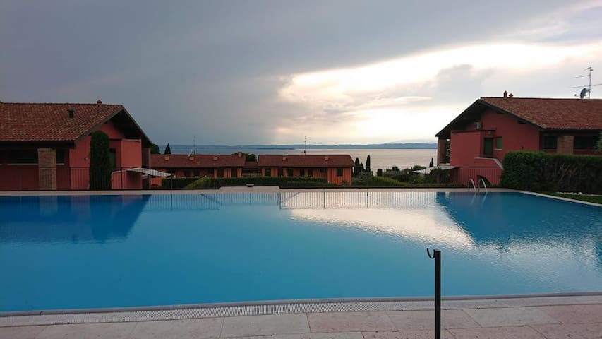 Relax in the hills of Lake Garda