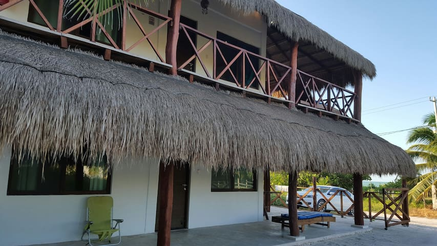 VILLAS CHAC CHI CUYO YUCATAN - Puerto El Cuyo MX - Apartment