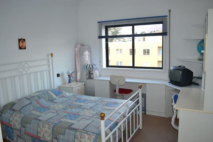Dois Quartos com Casas Banho privativa (2 Suites) - Santa Maria da Feira - Leilighet