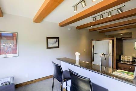 Dog-friendly, renovated, ski-in condo w/ cozy accommodations