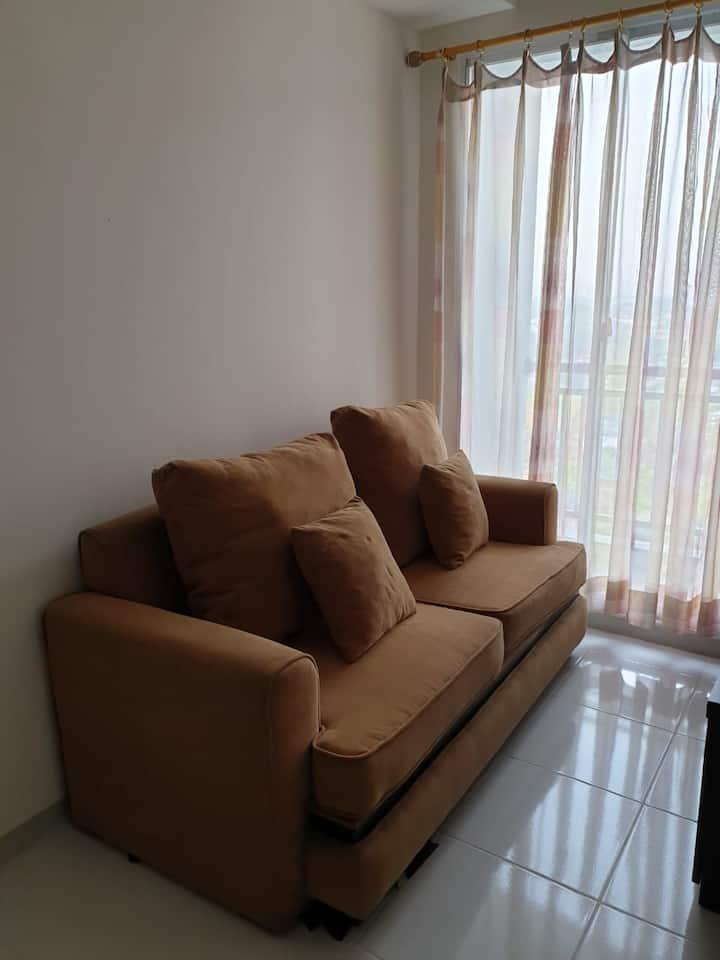 1 Bedroom Akasa Serpong Apartment 1BR Cozy