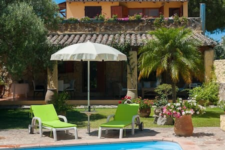 200metres to the Beach & Private Pool - CA/VILLAS - Quartu Sant'Elena