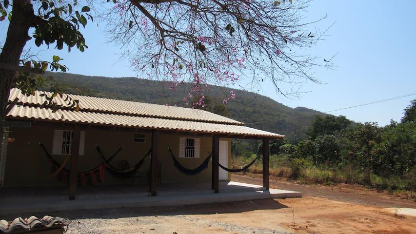 Reserva Bom Jardim Quarto Duplo