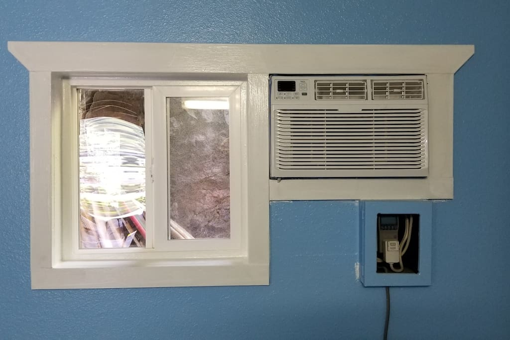 Brand New: Air Conditioning (A/C, Air-con) is available for a small additional charge.