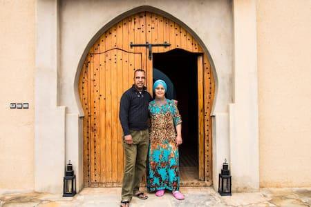Riad Dar Mari - tu casa en Merzouga