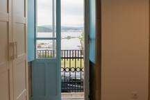 Habitación 1 vistas desde la ventana
