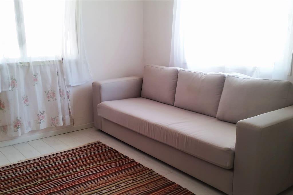 private sofa