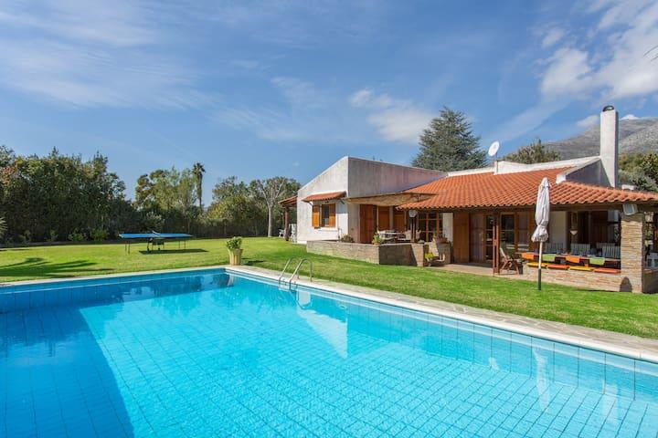 Quiet & Private Villa - Eretria - Villa