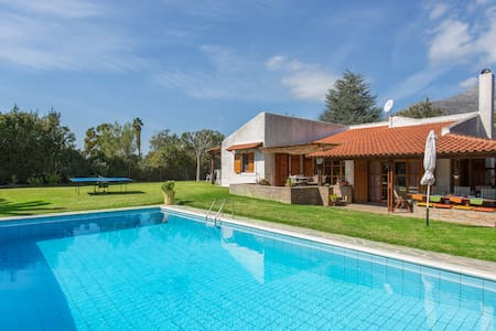 Quiet & Private Villa - Eretria - Вилла