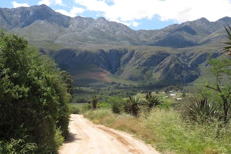 Swartberg Backpackers S/Catering The Arc