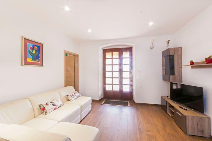 Moderne Zwei-Zimmer-Wohnung