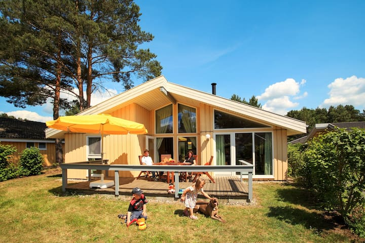 77 m² house Ferienpark Mirow for 4 persons