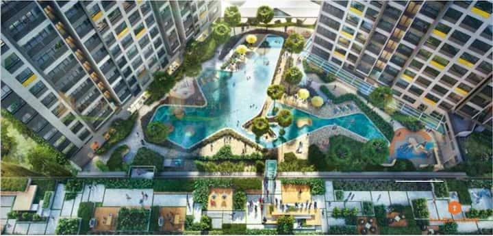 Apartment Thao Dien* International Home Sharing