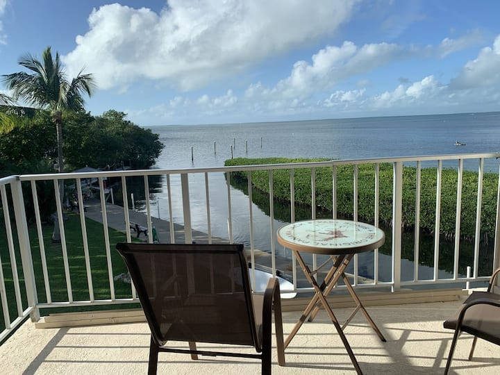 Stunning Direct Bay View from this 2 bedroom  Apartment - Summer Sea