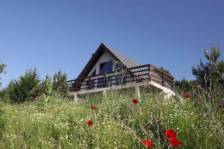 Köroğlu Dağları Manzaralı Dağ Evleri #1