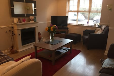 Double room with own bathroom - Hamble-le-Rice
