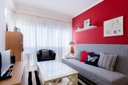 Lovely apartment - Beach and Lisbon - Costa de Caparica