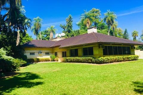 Residencia 6 - pax-piscina 2 Dorm+Living- 3 Baños.
