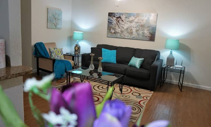 Fully furnished apartment in Galleria/Houston