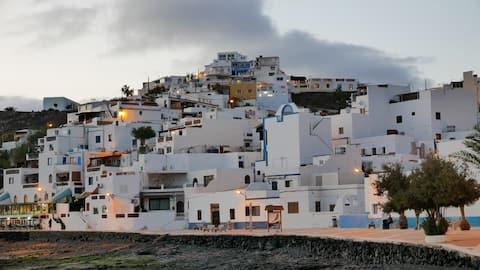 Casa Victoria - Amplia terraza con vistas al mar
