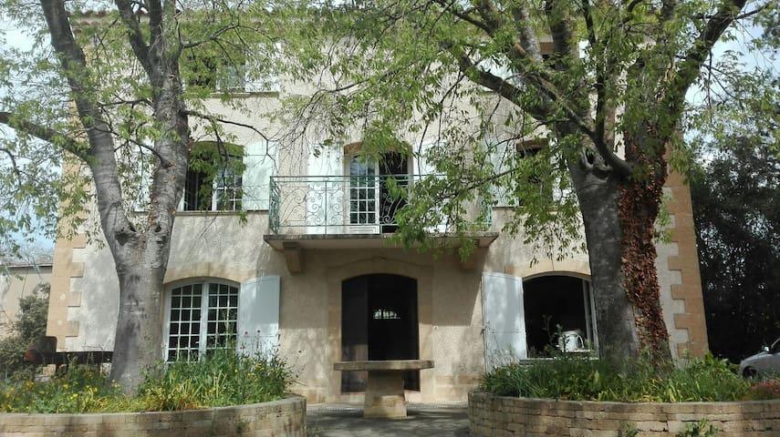Bastide de charme en Provence - Cornillon-Confoux - Dům