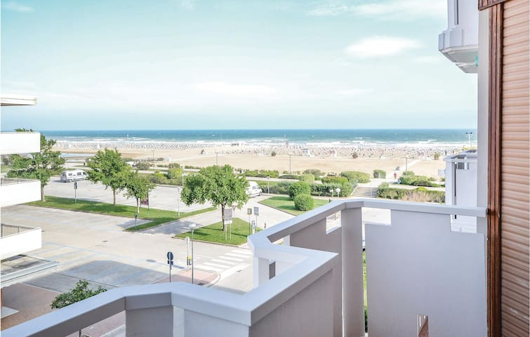 Holiday apartment with 1 bedroom on 50m² in Bibione