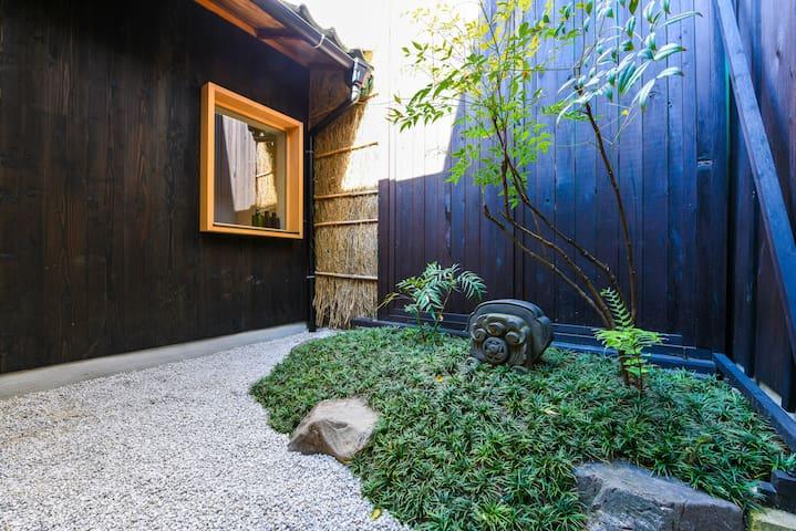 [Licensed]Machiya Inn「Muse」near Kitano-Tenmangu