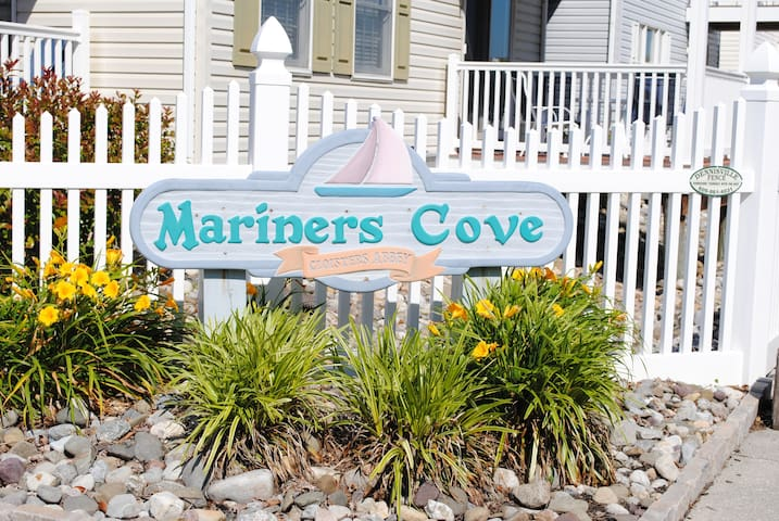 Coastal Condo-Mariners Cove