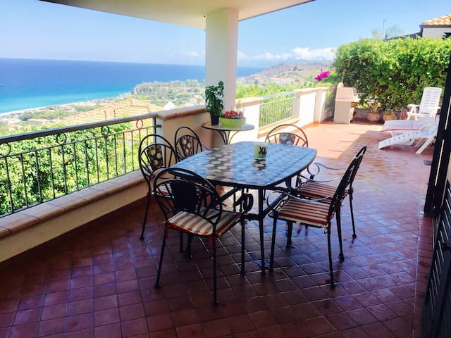 Zambrone TROPEA Italy Private Villa