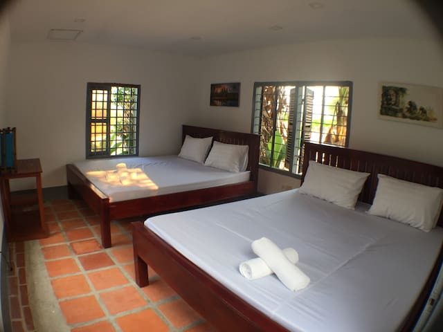 Authentic Cambodian Experience/Community Homestay. - Siem Reap Province - Bed & Breakfast