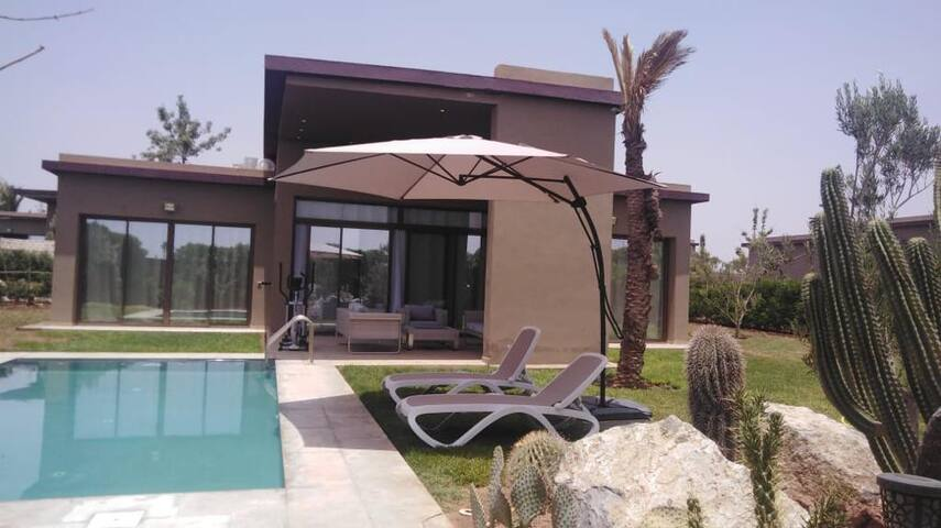 Palms Edge Villas avec Piscine Privée