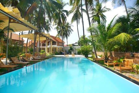 Coconut Garden Double Villa