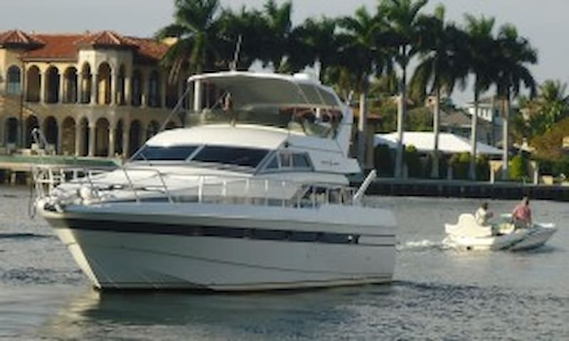 Your House over the Water! - Miami - Barco