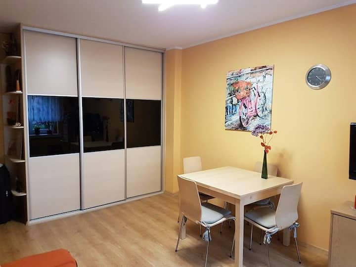 kawalerka, apartament cop24 ligota 33m2 Katowice