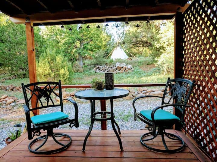 Acoustic Cellars Lodge Vintage Blues Private Suite