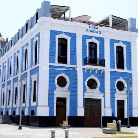 Hotel ACROPOLIS en el centro histórico del Callao