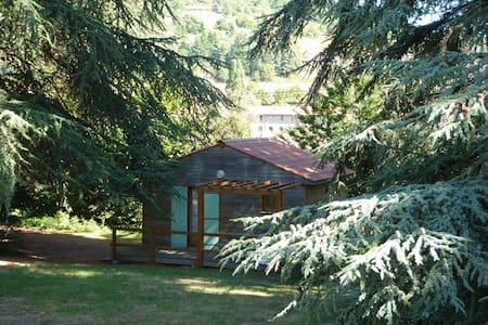 Chalet Nature dans le parc du Pilat - Saint-Julien-Molin-Molette - 牧人小屋