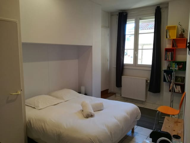 Studio in the historical part of Lyon - Lyon - Apartemen