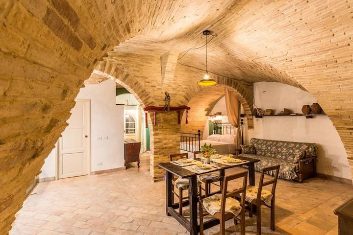 Masseria: La Depandance Wohnung