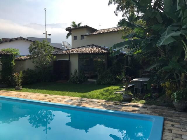 Casa no Coração de São Sebastião - São Sebastião - Dom