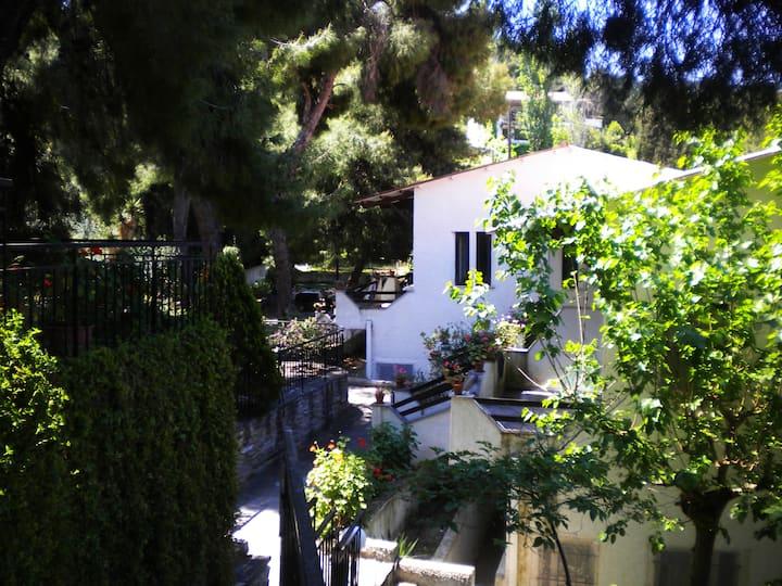 Iliachtida apartment Oropos-Kalamos