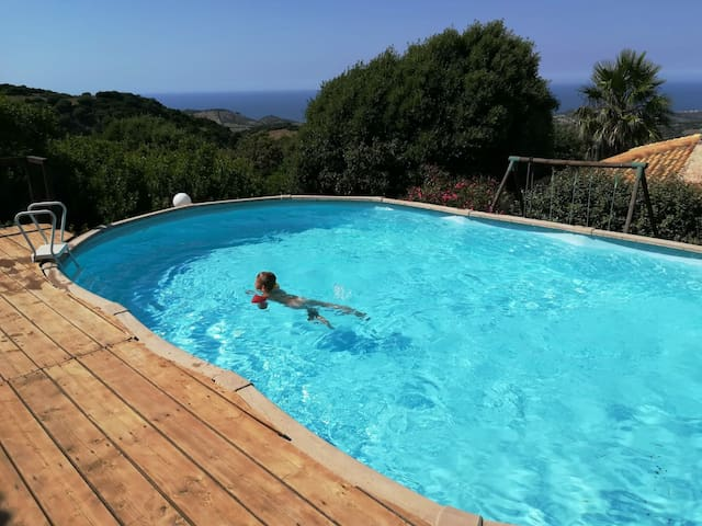 Villa Claudia with privat pool