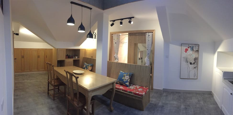 Welcome to Wheat's room转塘中国美院音乐学院附近 - Hangzhou - Lejlighed
