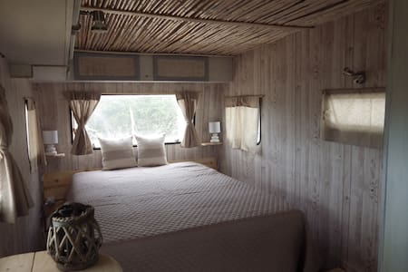 La Cera  Farm Camping Tzabé Caravan