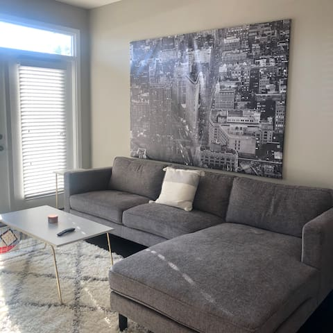 Luxury Modern Mid-Century Apartment
