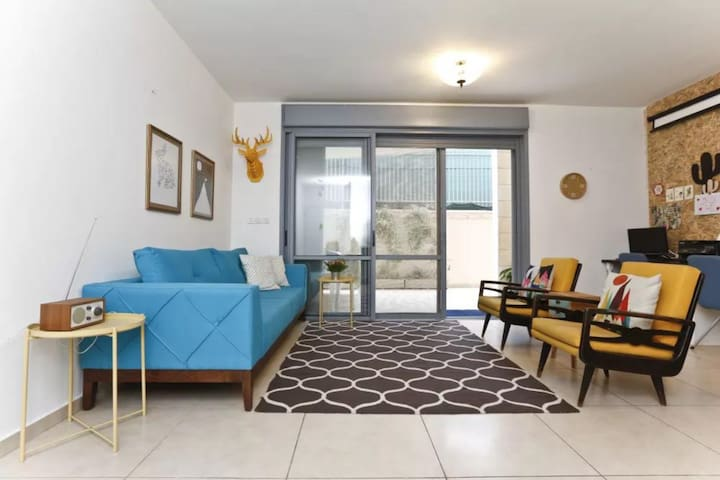 Orlev's appartment